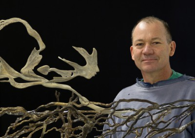 About Durban sculptor Carl Roberts