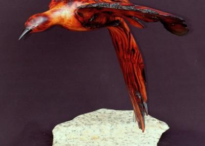 2007 09 Phoenix Rising .710 x .730 x .620  b
