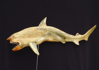 2009 01 Sub Prime Shark .870 x .430 x .240 d